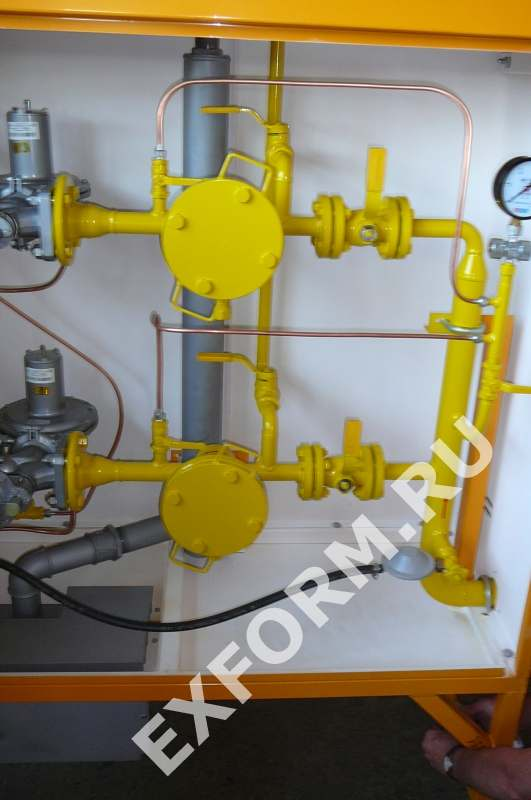 ТС 210 корректор объема газа
