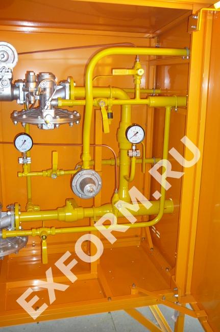 Регулятор давления газа РДБК1 - 25Н
