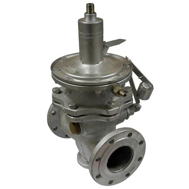 Клапан предохранительный запорный низкого давления, класс герметичности А