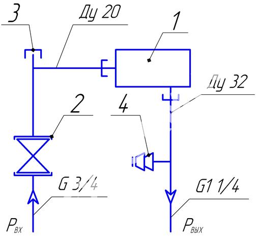схема грпш-10-1