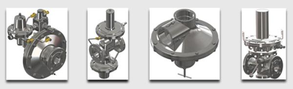 чертежи газового оборудования